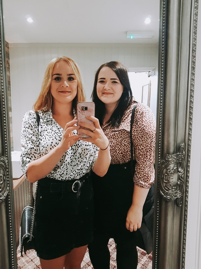 Lizzie Florence Night Out Bestie with Boohoo