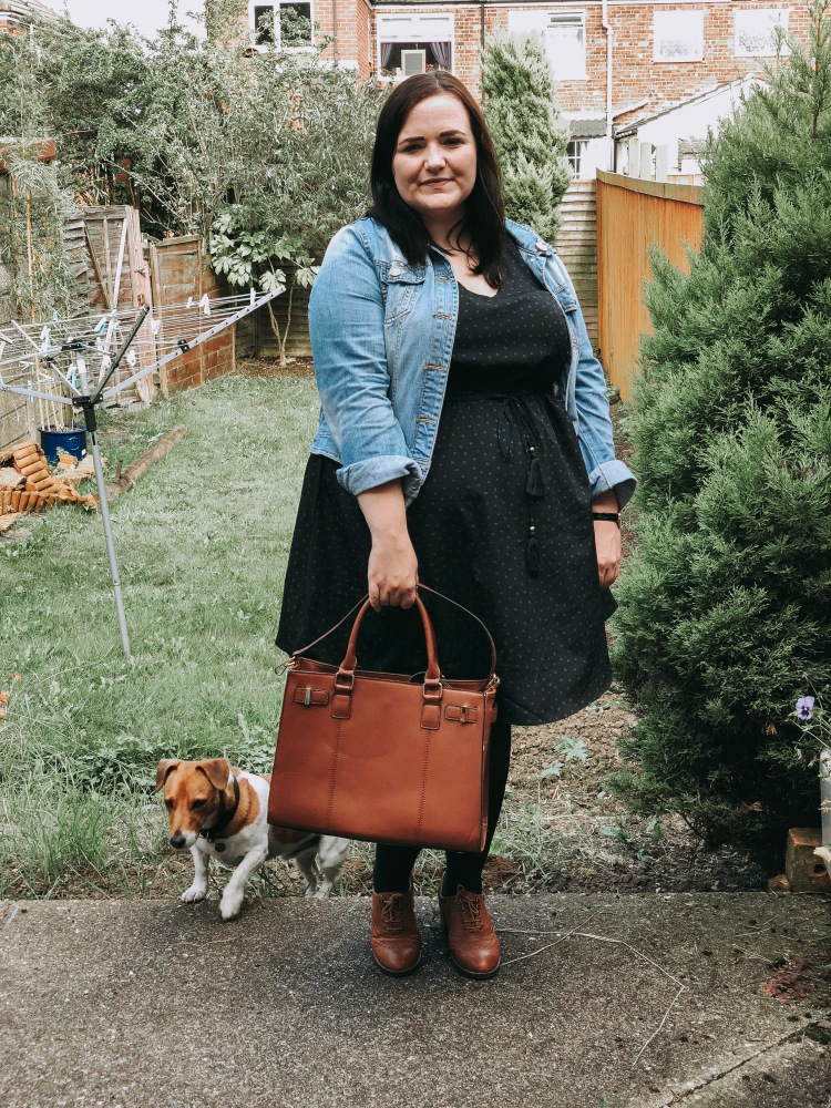 Lizzie Florence New Look Plus Size Work Wear Teacher