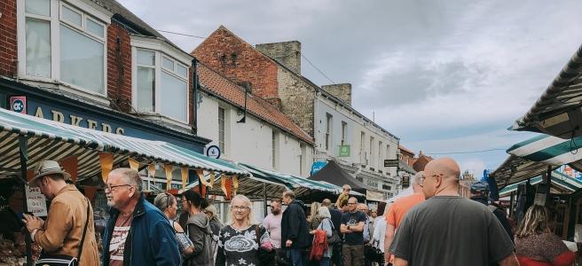 Lizzie Florence Cottingham Food Festival