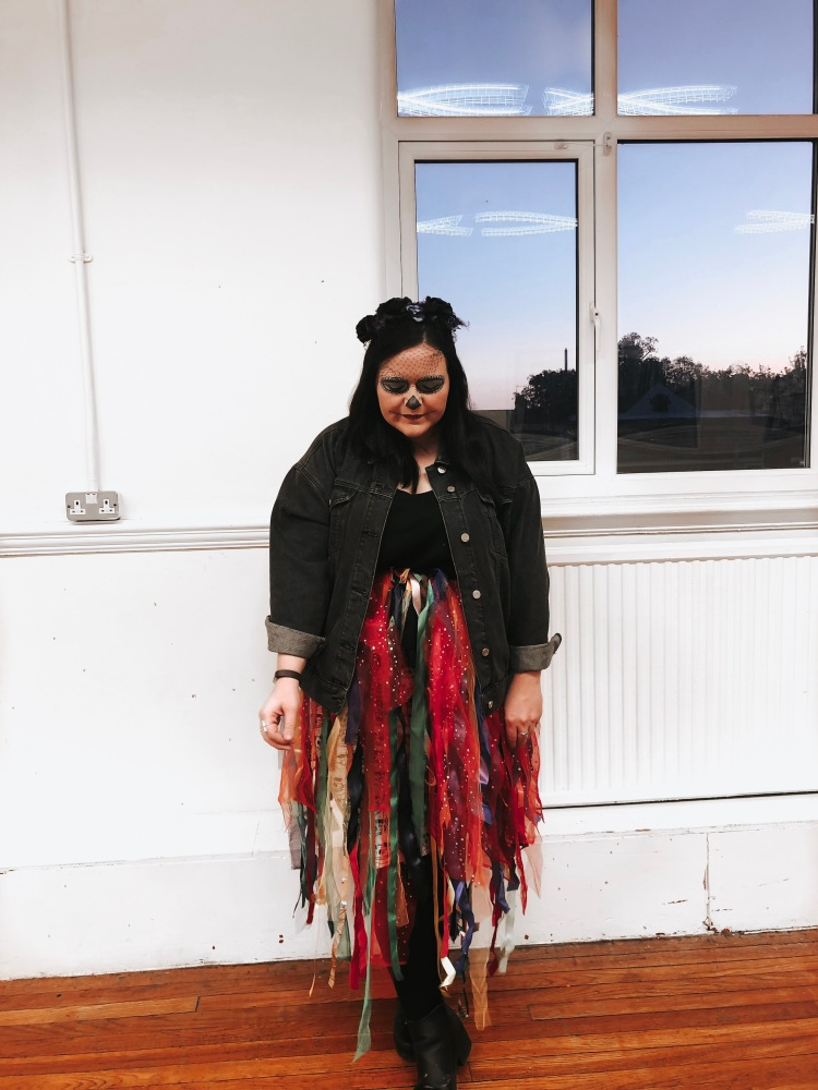 Lizzie Florence Halloween Costume Plus Size