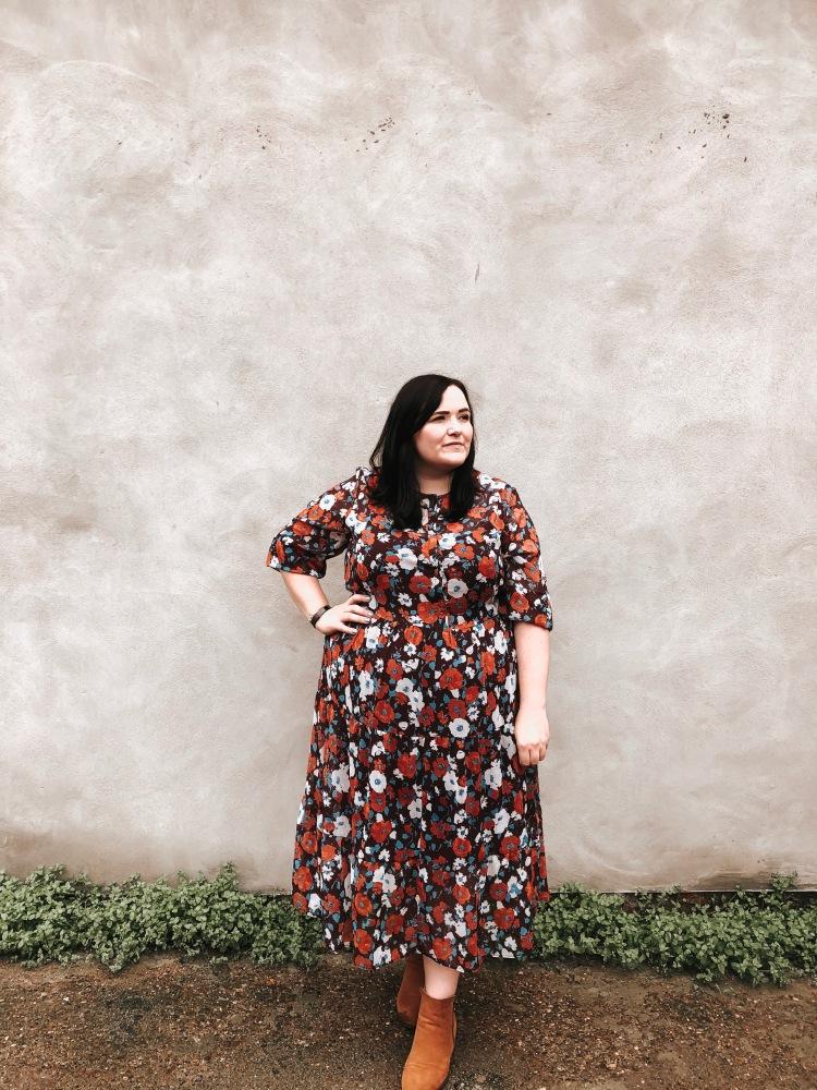 Lizzie Florence Asda Midi Skirt Plus Size