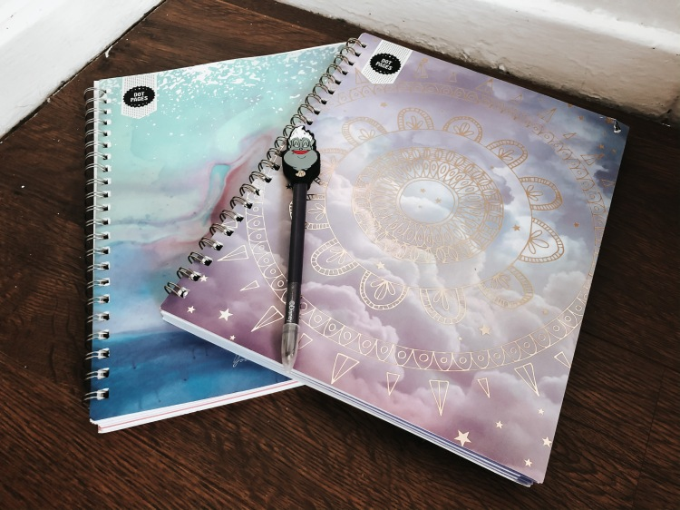 Lizzie Florence Typo Note Pads
