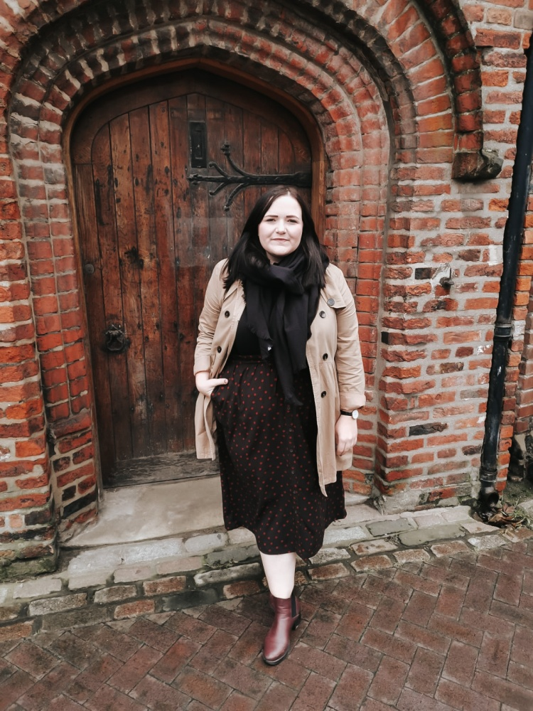 Lizzie Florence Plus Size Outfit