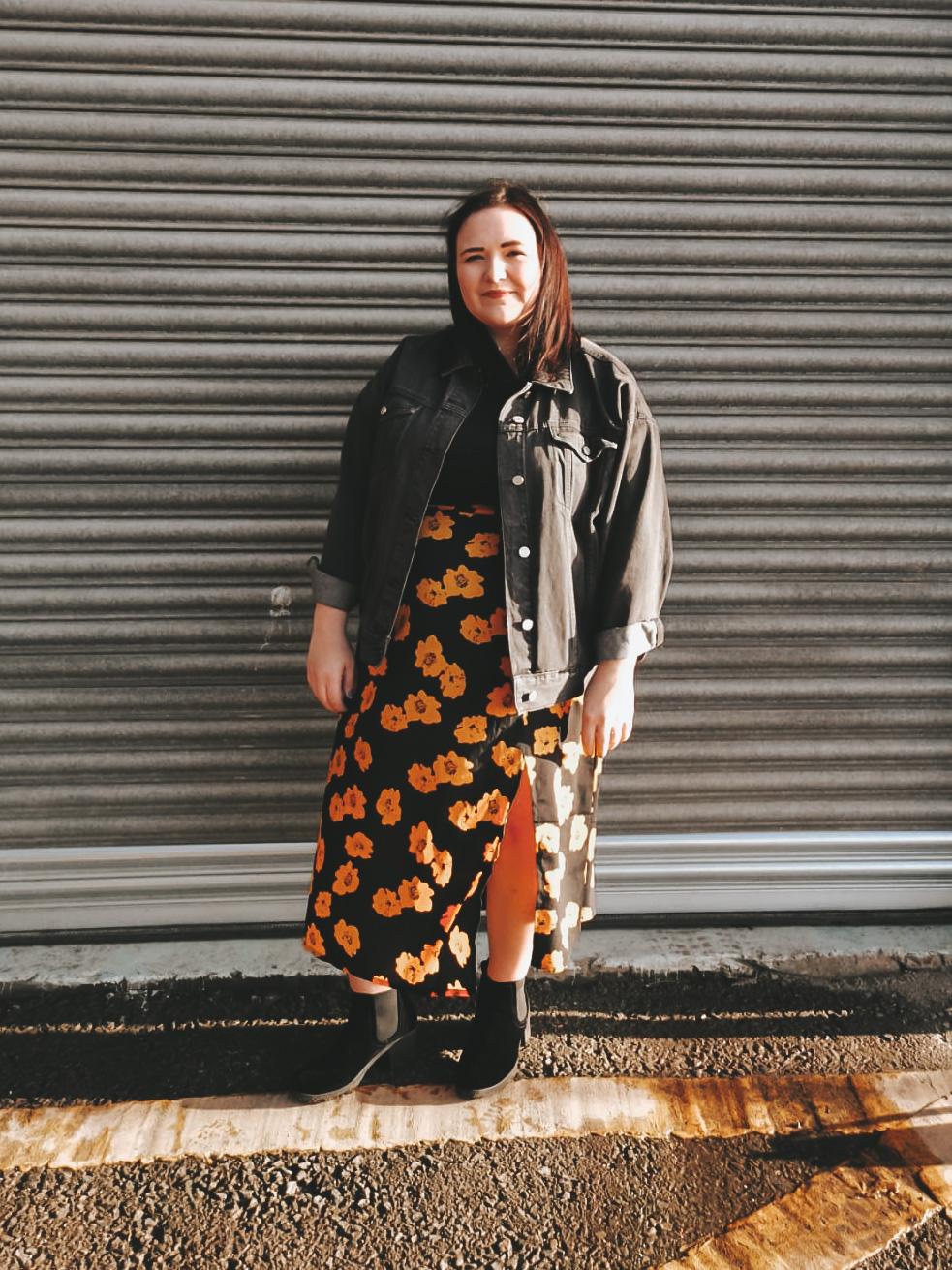 Lizzie Florence Plus size Fashion Mustard