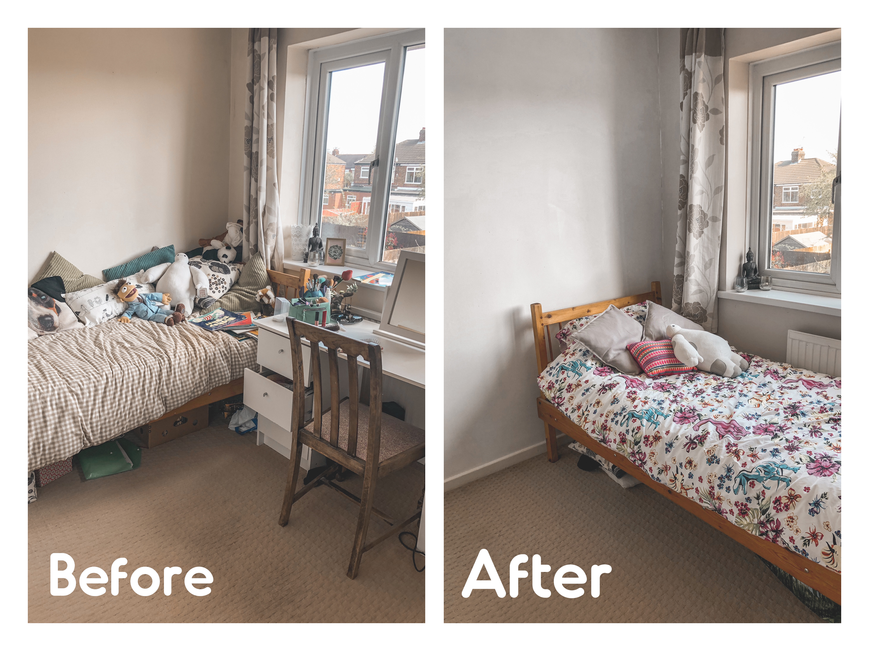 Lizzie Florence Spare Room Revamp